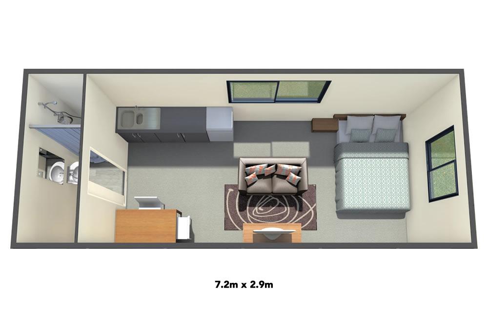 Portable Accommodation - Hire or Buy   Portabuild