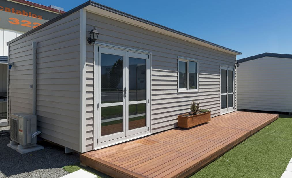 Portable Living Units - Cottages, Sleepouts | Portabuld